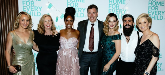 A Home For Every Child Gala Dinner