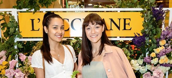 L'Occitane En Provence Collins St Flagship Boutique Opening