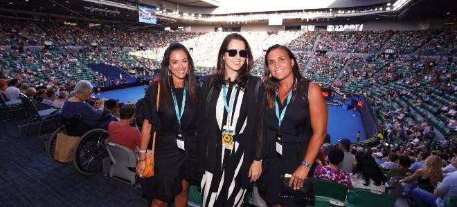 Australian Open Round 4