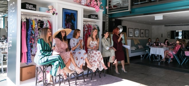 GlamCorner Spring Racing Fashion and Magazine Launch