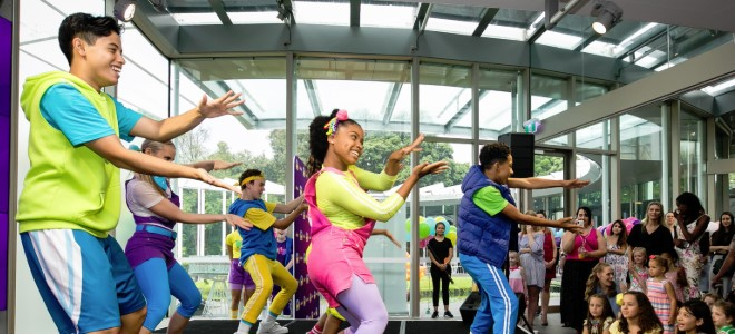 READY SET DANCE Launch Event