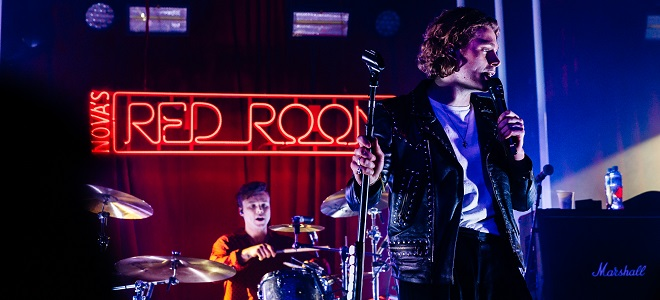 Nova's Red Room with 5SOS
