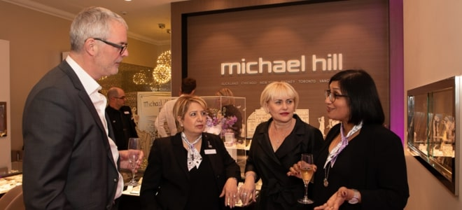 Michael Hill's 40th Birthday Party