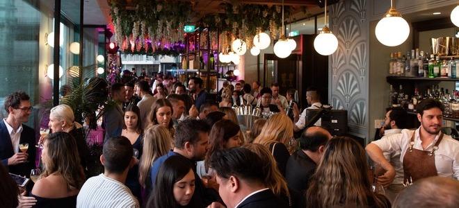Hyde Hacienda Sydney Bar + Lounge Launch Event