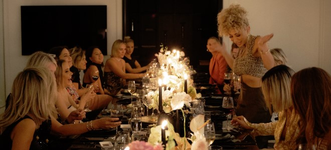 LILLIAN KHALLOUF INTIMATE PREVIEW DINNER