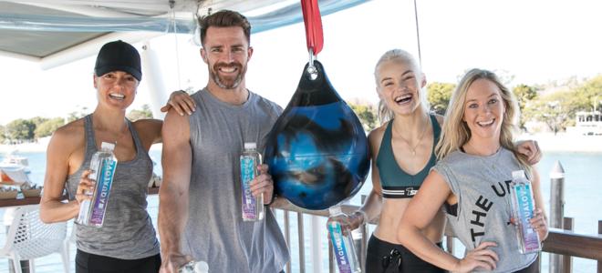Aqualove Antioxidant Alkaline Water Launch
