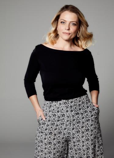 Joanna Hunkin - Media
